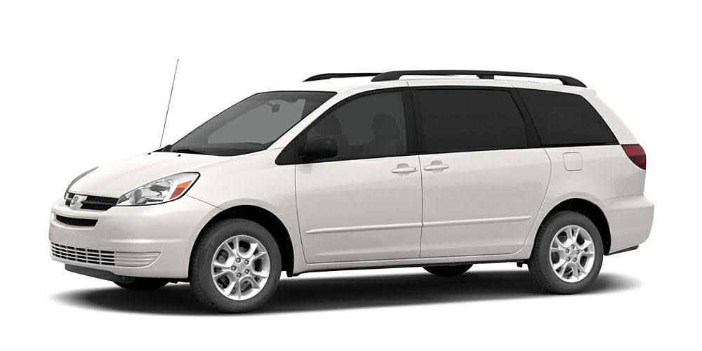 2005 Toyota Sienna LE Grab a score on this 2005 Toyota Sienna LE before its too late Comfortable