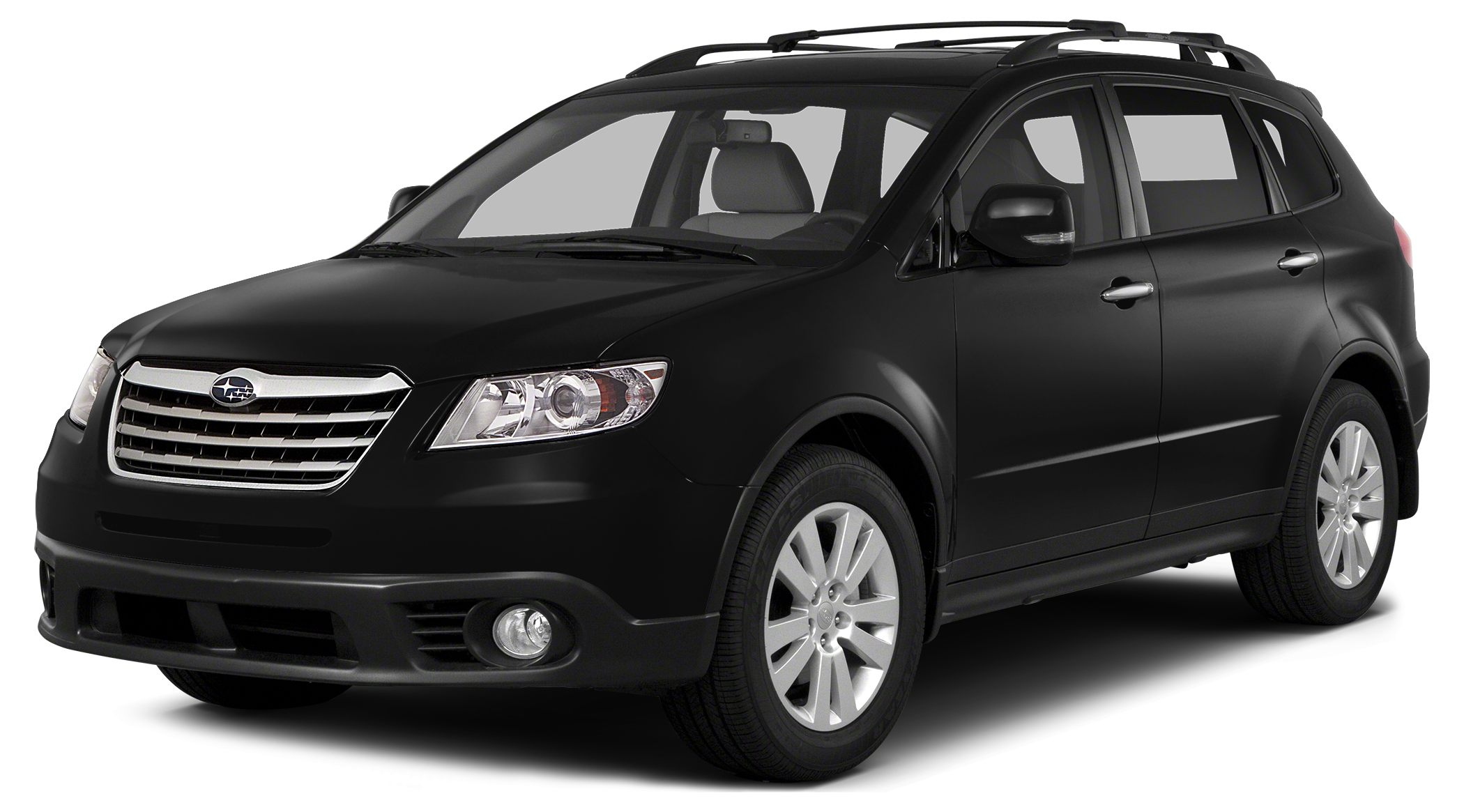 2014 Subaru Tribeca 36R Limited Miles 61325Color Crystal Black Silica Stock 20703 VIN 4S4WX