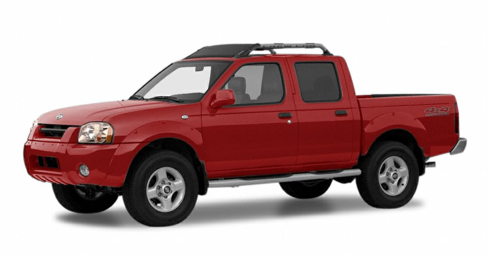 2001 Nissan Frontier SE-V6 Land a bargain on this 2001 Nissan Frontier 2WD XE before someone else