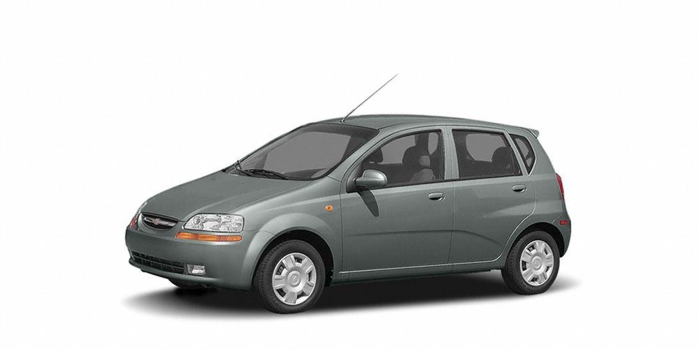 2007 Chevrolet Aveo5 LS Miles 192730Color Gray Stock K16308A VIN KL1TD666X7B741228