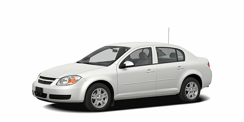 2007 Chevrolet Cobalt LS Auto Check 1 Owner and LOCAL CAR PRIVATELY OWNED AUTOMATIC TRAN
