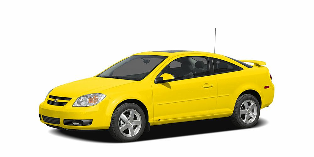 2007 Chevrolet Cobalt SS Supercharged  WHEN IT COMES TO EXCELLENCE IN USED CAR SALESYOU KNOWY