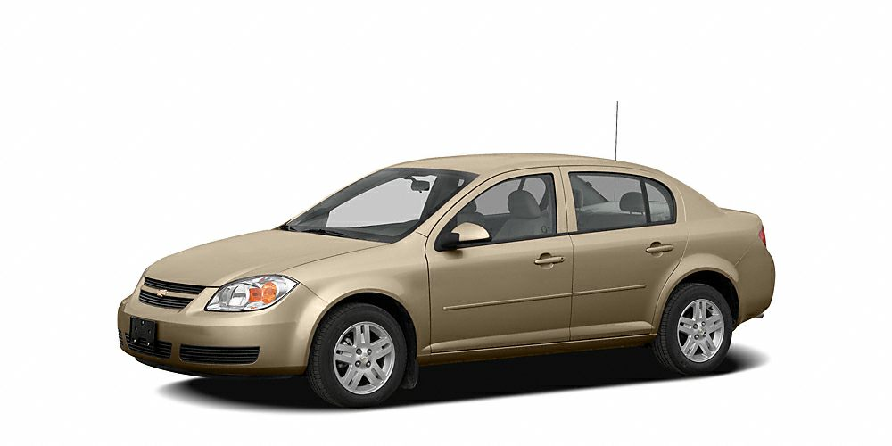 2007 Chevrolet Cobalt LS CD Player Auxiliary Audio Input 12000 MIle Warranty Edmunds Consumers