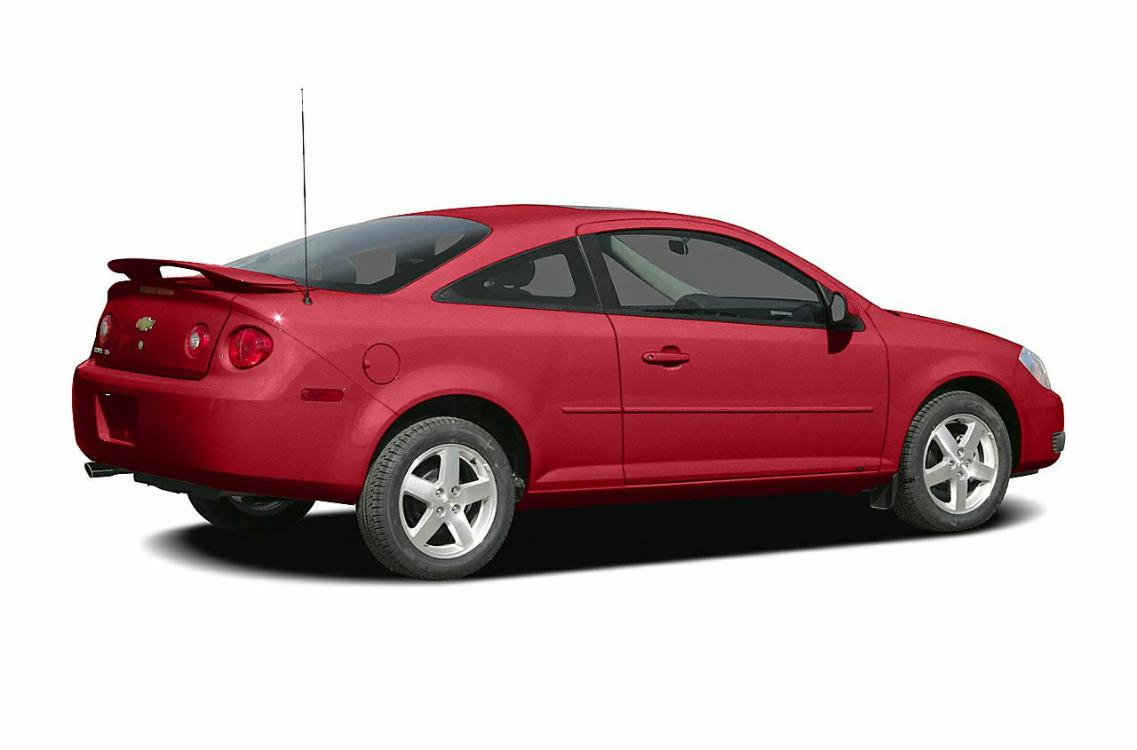 2007 Chevrolet Cobalt LS Vehicle Options Miles 76175Color Red Stock S2106T VIN 1G1AK15F4773