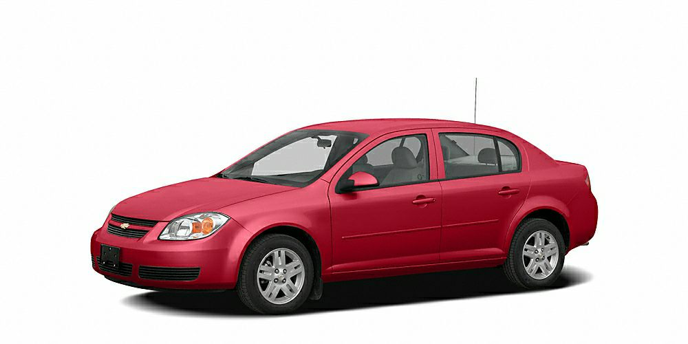 2007 Chevrolet Cobalt LS Snag a deal on this 2007 Chevrolet Cobalt LS before someone else takes it