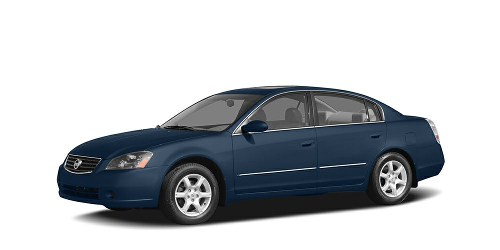 2006 Nissan Altima 25 S Carfax - 1 Owner - CD player Power windows - Cruise Control - and Remote