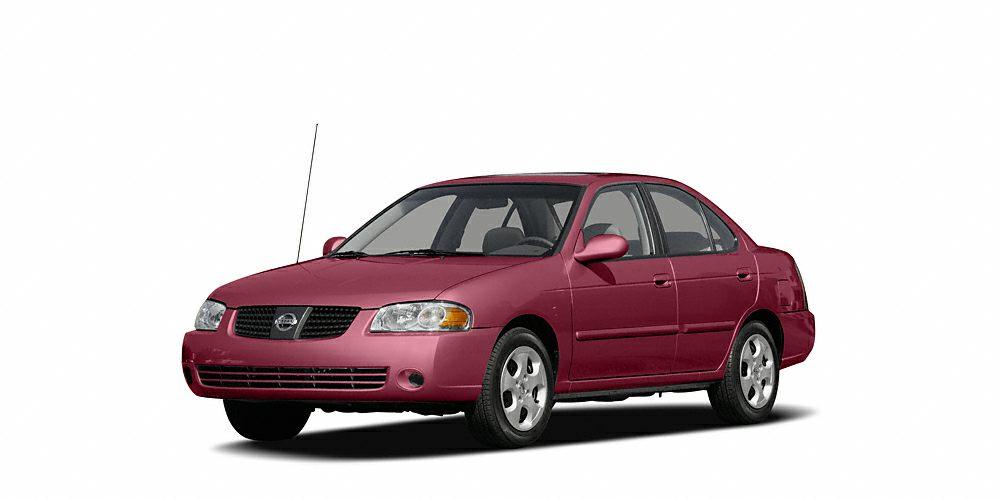 2006 Nissan Sentra 18 S Miles 134938Color Inferno Metallic Stock 26567A VIN 3N1CB51D86L5488