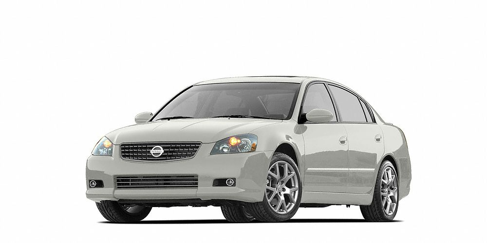 2006 Nissan Altima 35 SE-R Introducing the 2006 Nissan Altima Feature-packed and decked out Thi