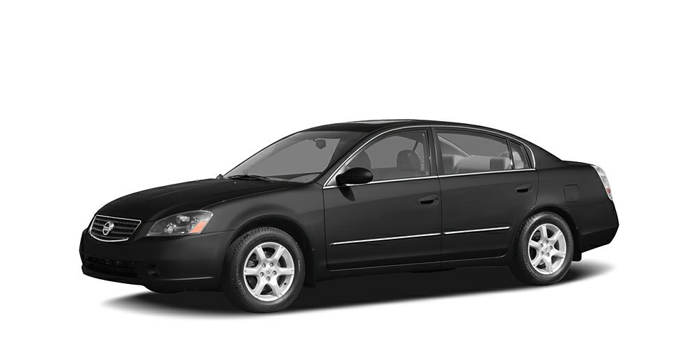 2006 Nissan Altima 25 Miles 96863Color Black Stock 16300R VIN 1N4AL11D06N432401