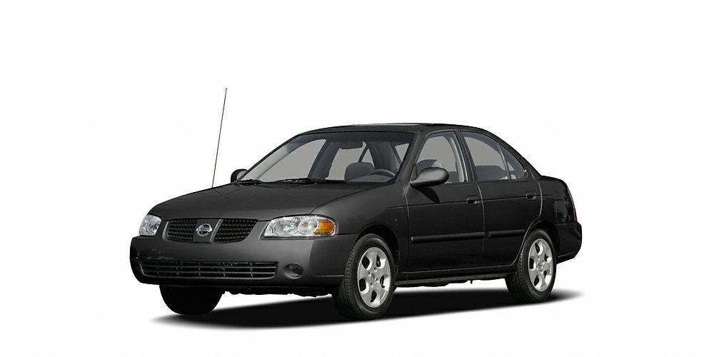 2006 Nissan Sentra  Miles 81912Color Black Stock 16353R VIN 3N1CB51D46L622475