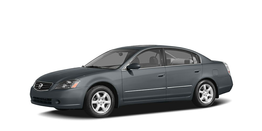 2006 Nissan Altima 25 S Miles 189777Color Smoke Metallic Stock K17561A VIN 1N4AL11D96N36784