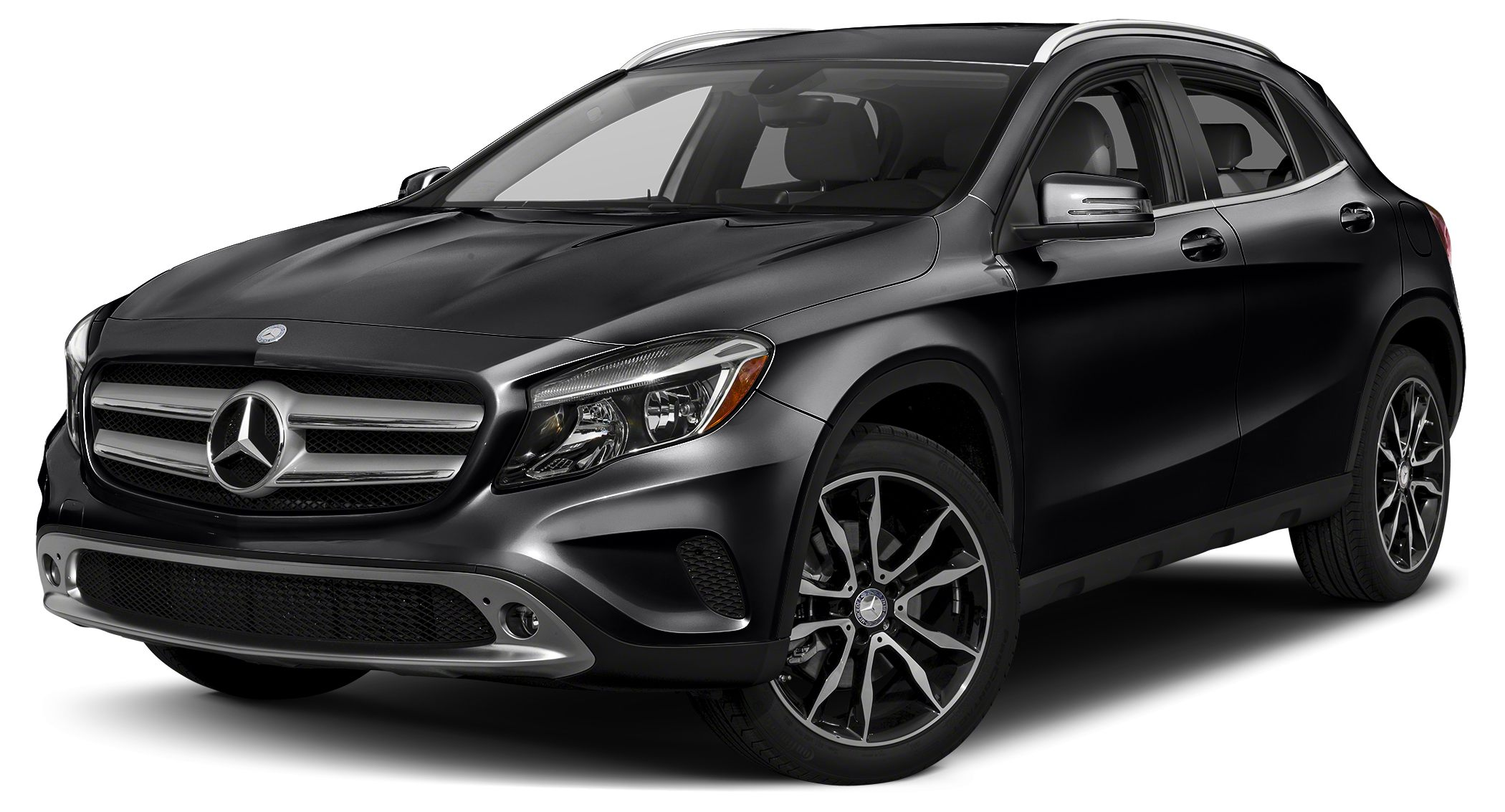 2016 MERCEDES GLA-Class GLA250 Miles 10Color Night Black Stock L1285 VIN WDCTG4EB0GJ198023