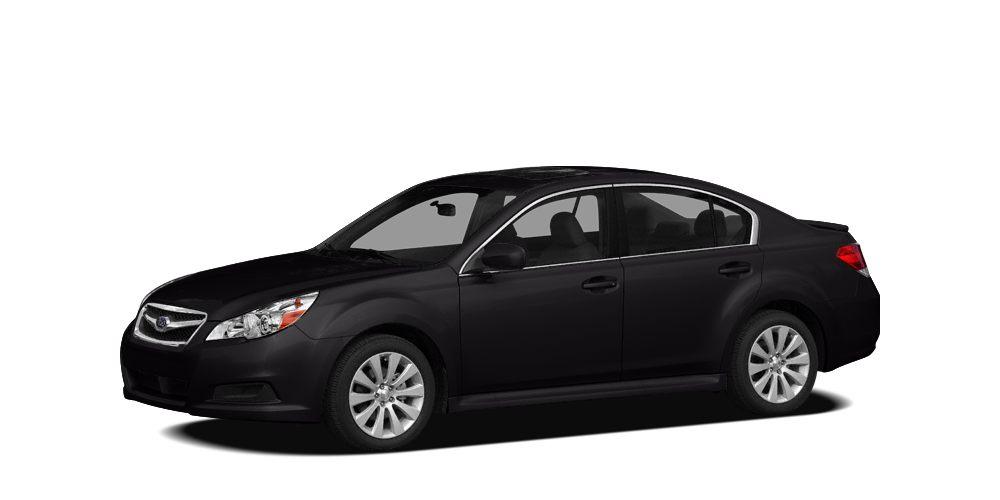 2010 Subaru Legacy 25i Limited Limited Pwr Moon trim 12000 Mile Warranty CARFAX 1-Owner EPA 3