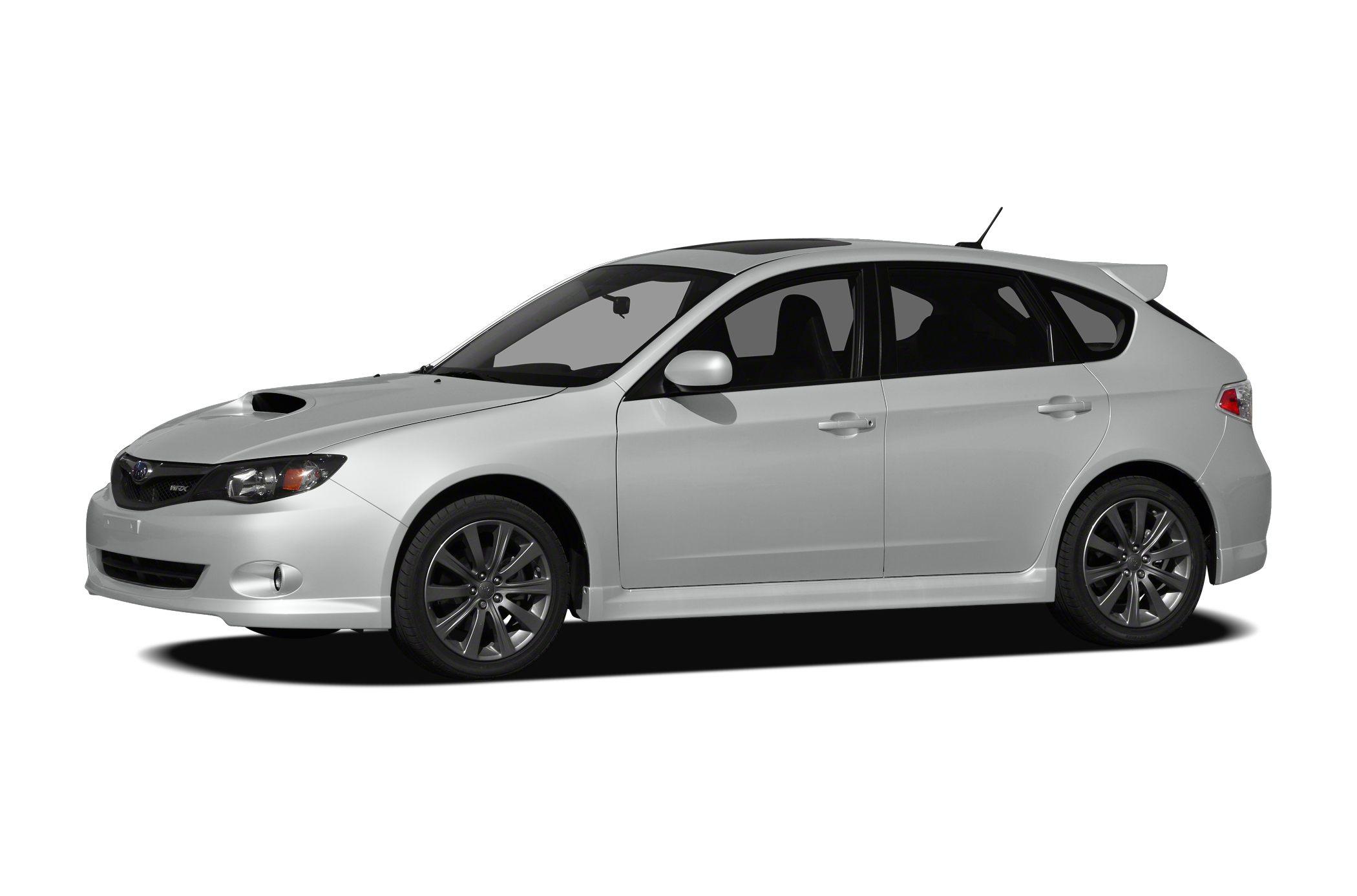 2010 Subaru Impreza WRX Miles 54278Color Spark Silver Metallic Stock 151473A VIN JF1GH7G68AG8