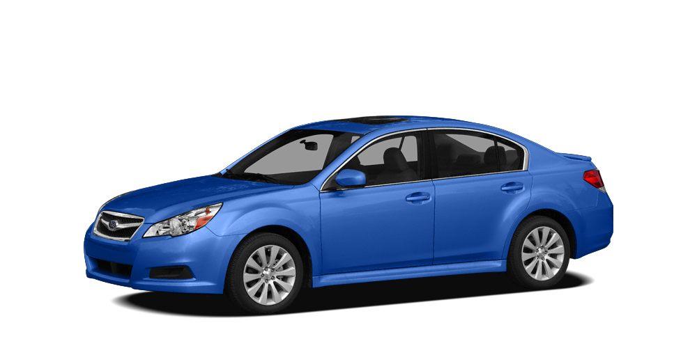 2010 Subaru Legacy 25i Limited Miles 75280Color Azurite Blue Pearl Stock