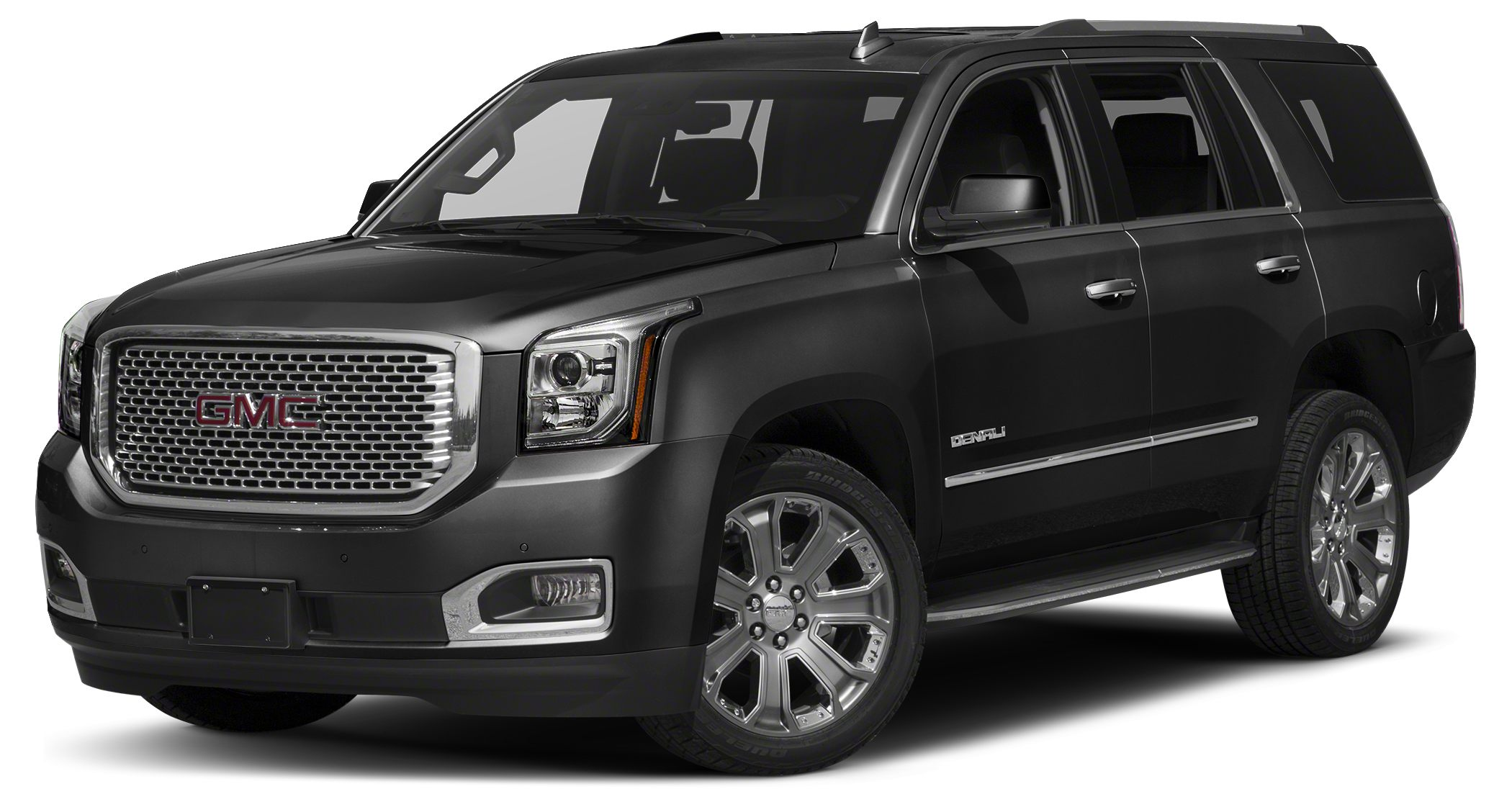 2016 GMC Yukon Denali Entertainment System Third Row Seat Moonroof Heated Leather Seats Nav Sy