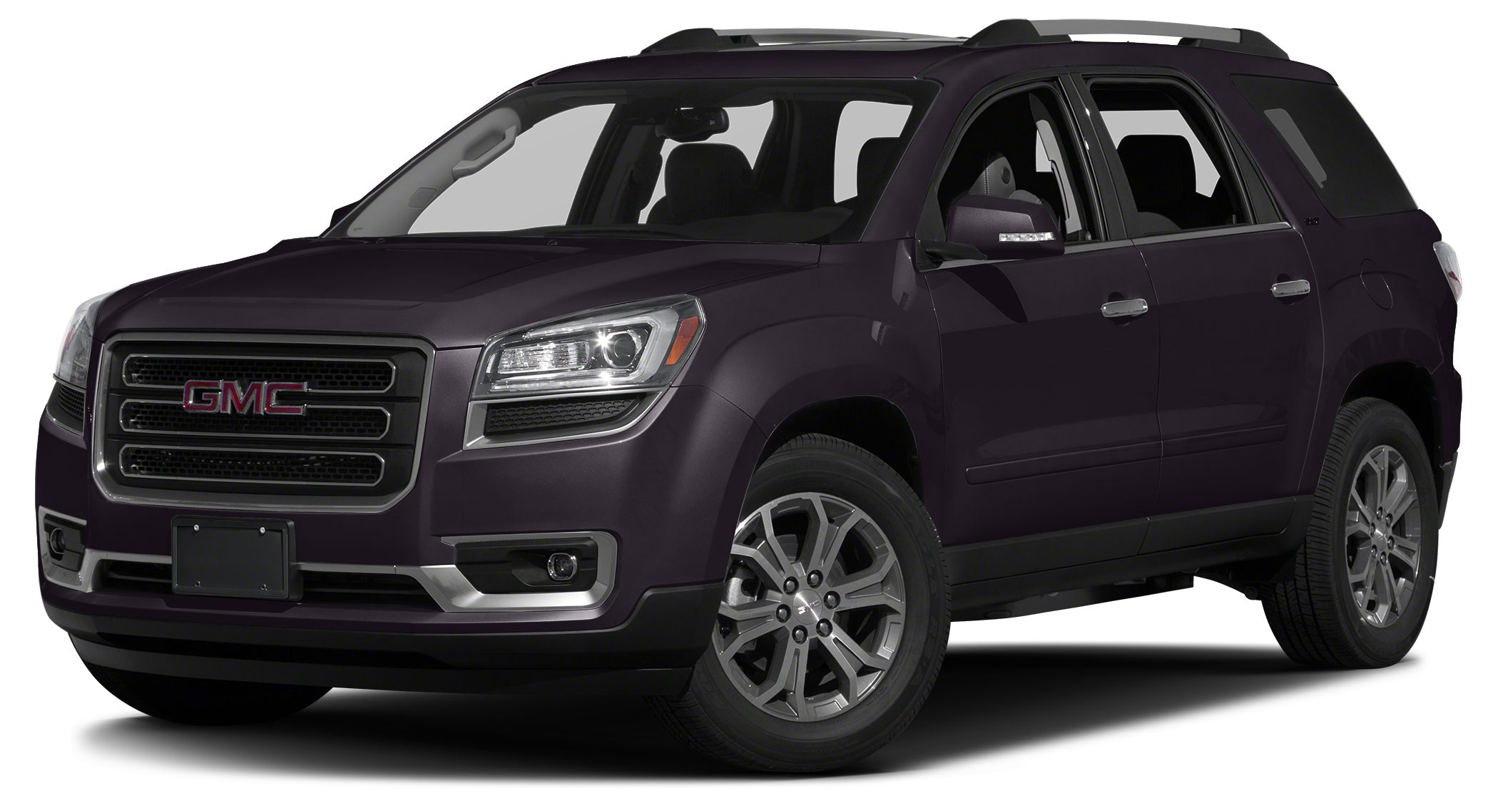 2016 GMC Acadia SLT-2 The GMC Acadia personifies a never say never attitude with its flexible acc
