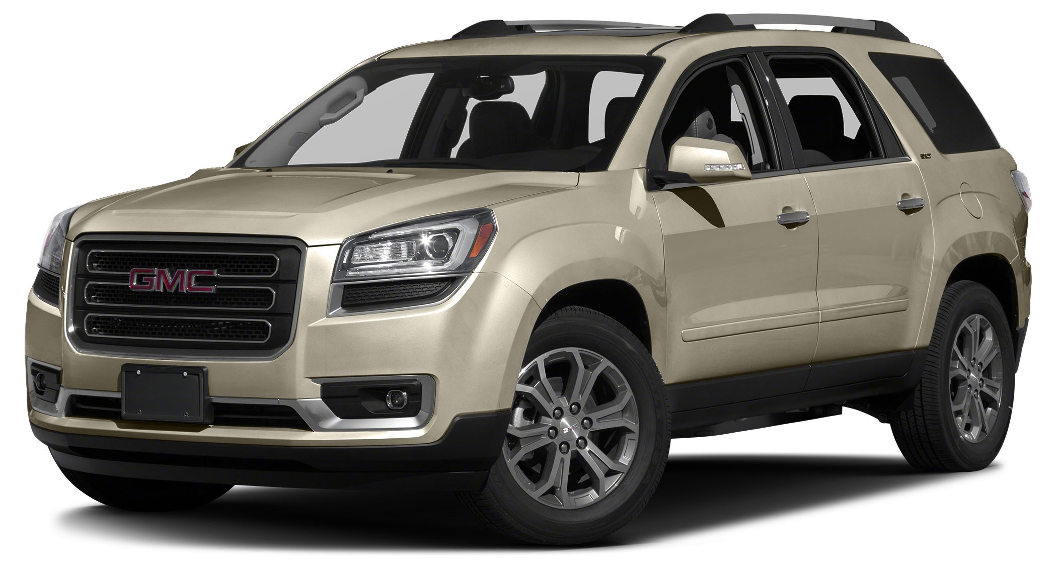 2014 GMC Acadia SLT-2 This 2014 GMC Acadia SLT will sell fast Bluetooth Leather Seats Auto Clima