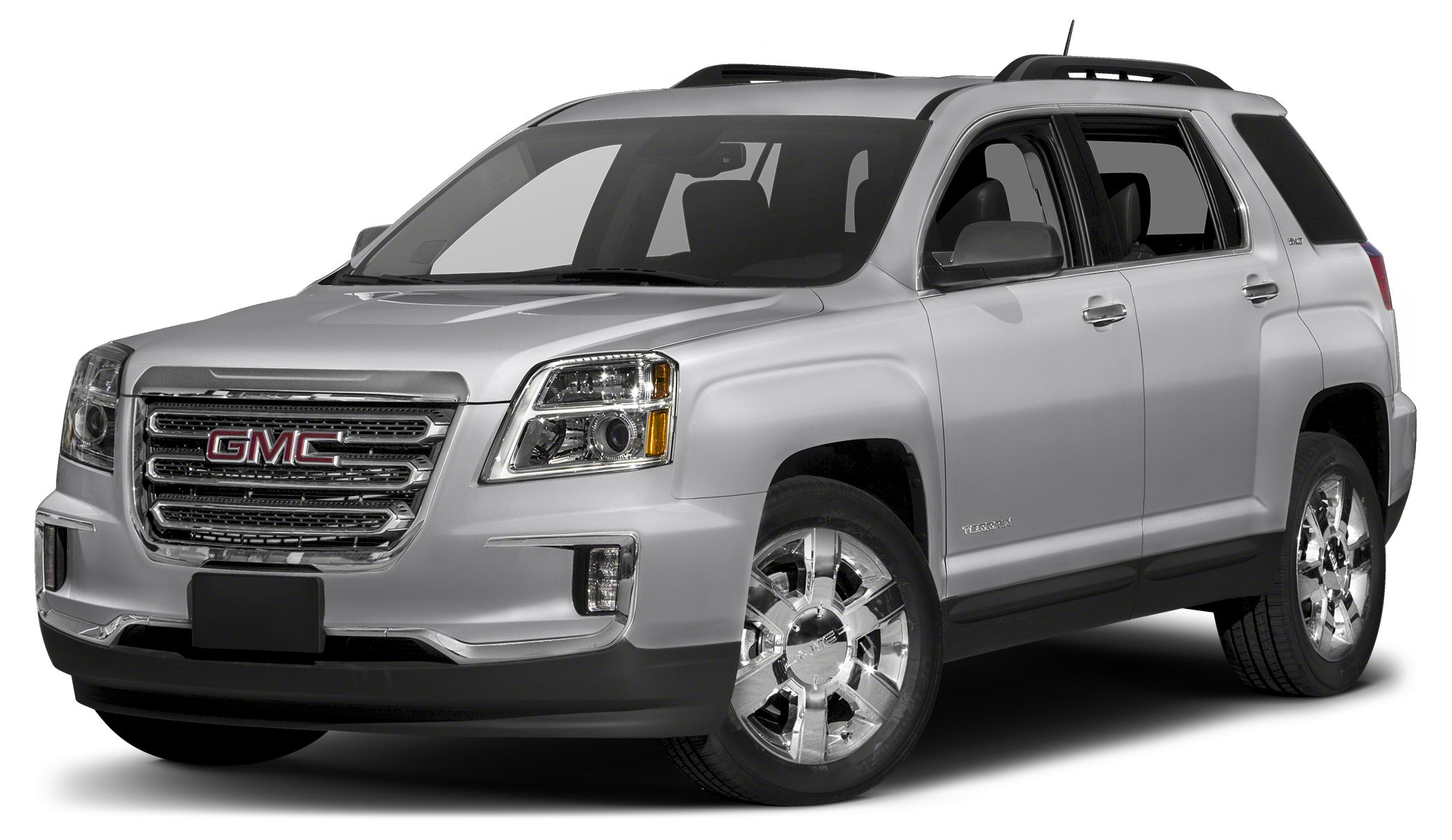 2016 GMC Terrain SLT NAV Heated Leather Seats Premium Sound System Onboard Communications Syste