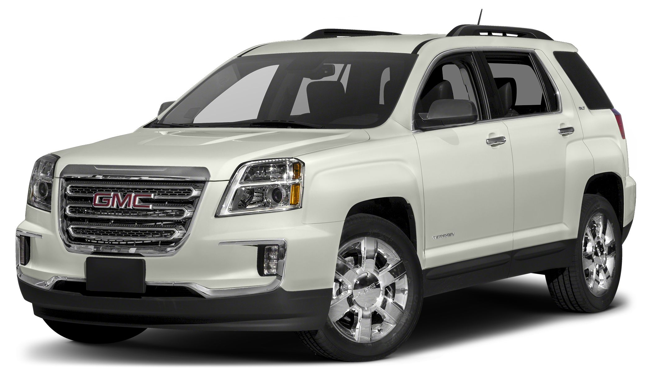 2016 GMC Terrain SLT NAV Heated Leather Seats Back-Up Camera AUDIO SYSTEM COLOR TOUCH NAVIGATI
