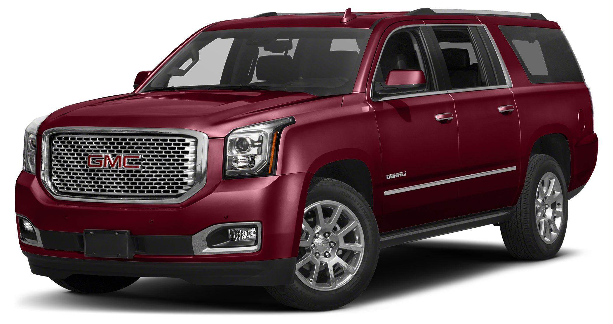 2018 GMC Yukon XL Denali Boasts 21 Highway MPG and 14 City MPG Miles 5Color Crimson Red Tintco