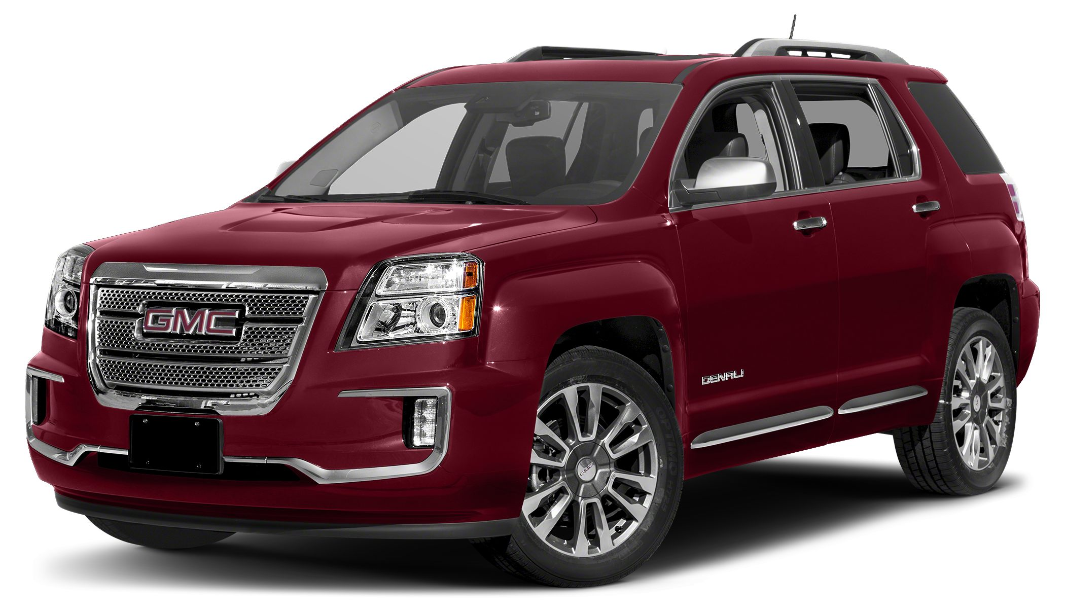 2016 GMC Terrain Denali Heated Leather Seats Nav System Back-Up Camera Premium Sound System Re
