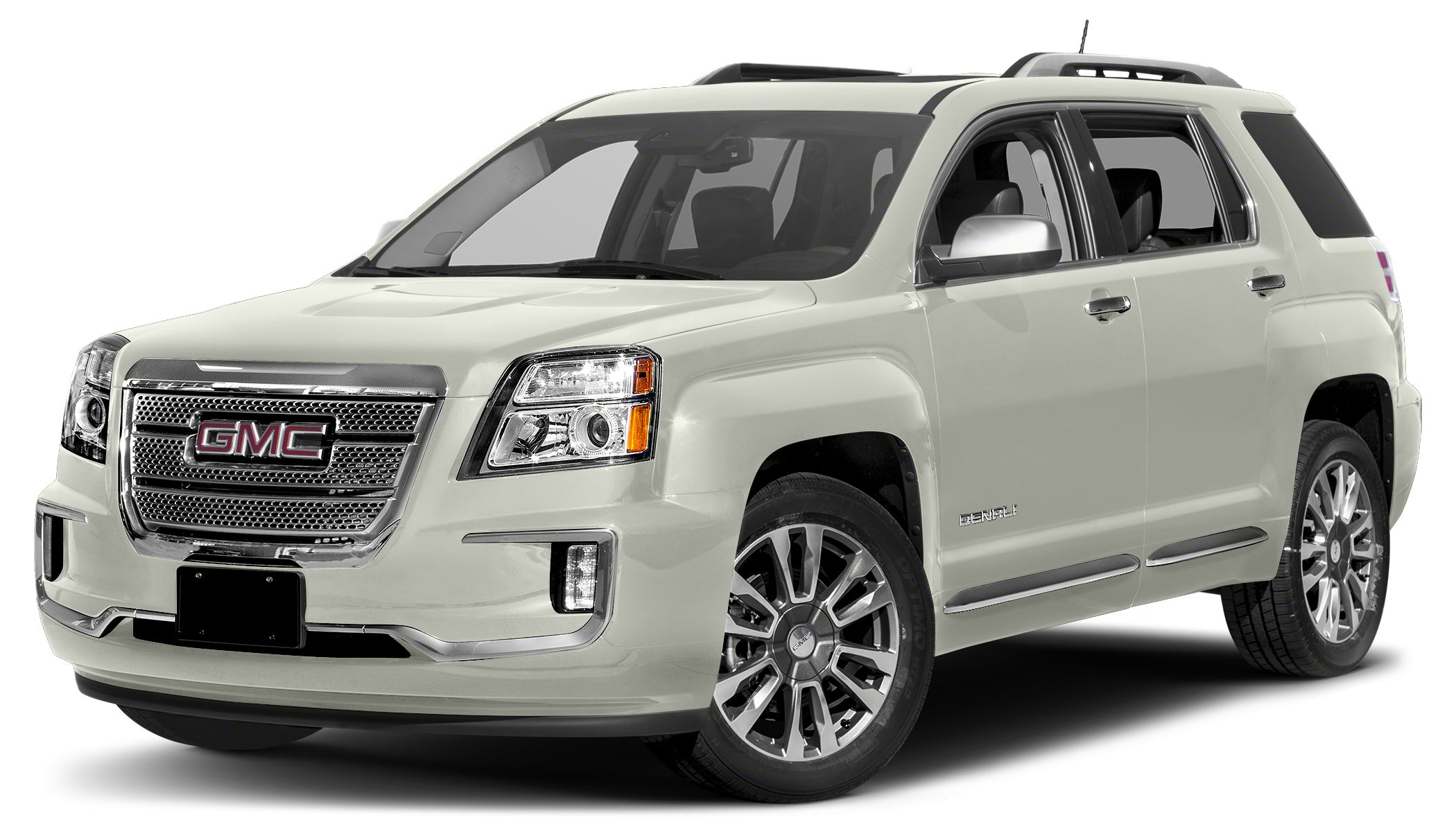 2016 GMC Terrain Denali NAV Heated Leather Seats Sunroof Onboard Communications System Premium