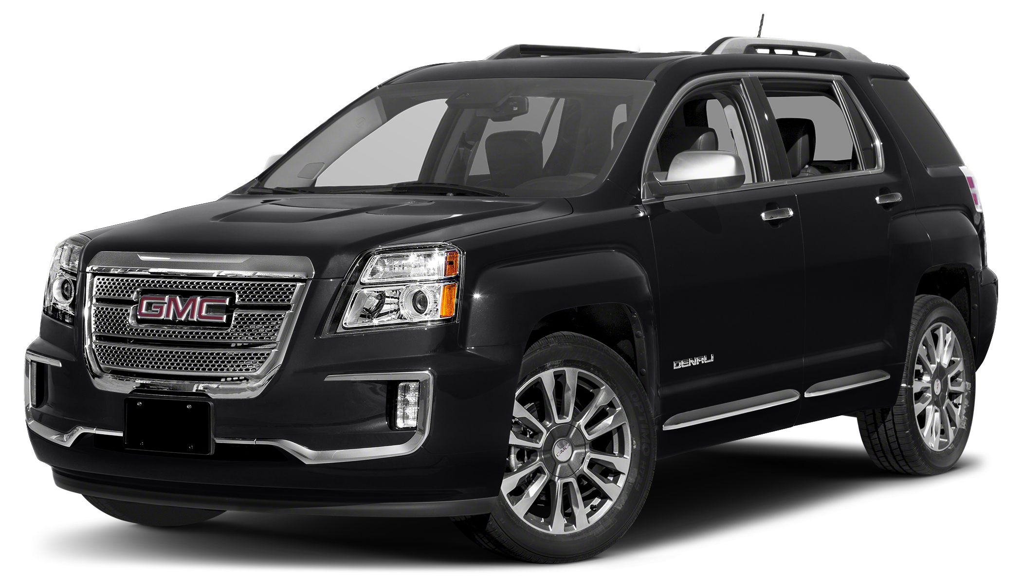 2016 GMC Terrain Denali Navigation Heated Leather Seats Moonroof All Wheel Drive Trailer Hitch