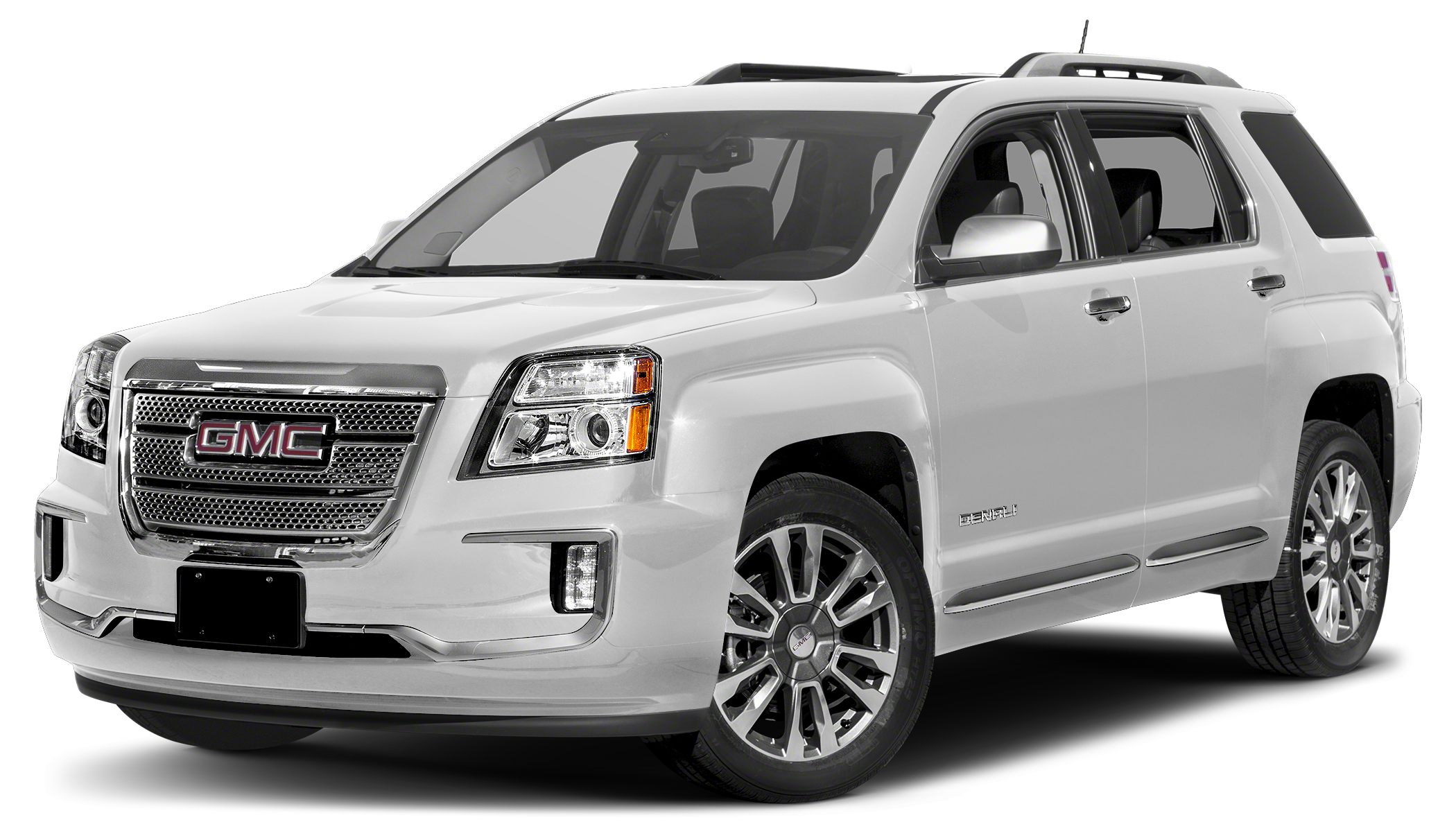 2016 GMC Terrain Denali Navigation Heated Leather Seats Onboard Communications System Remote En