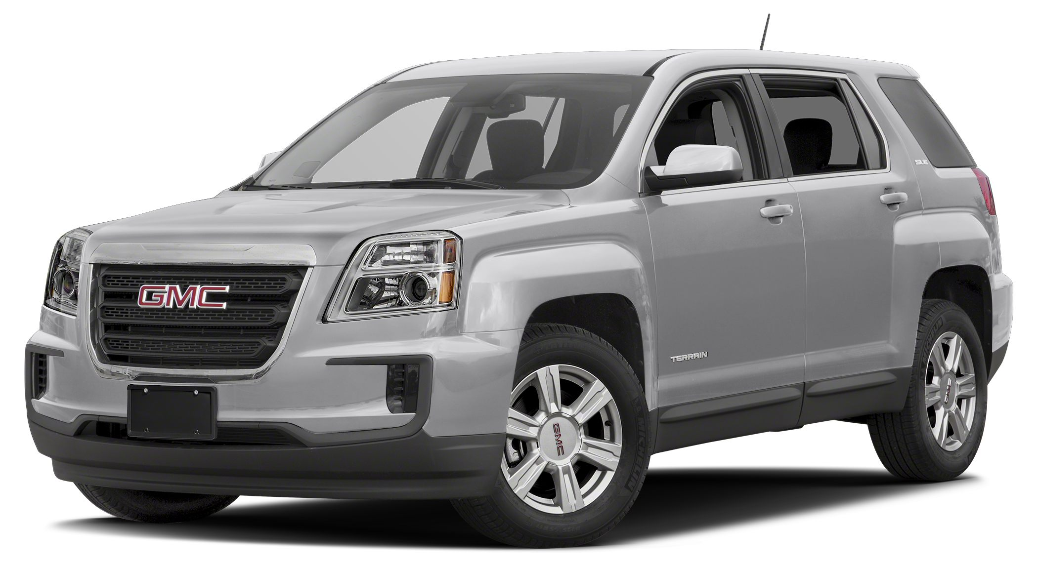 2016 GMC Terrain SLE-1 SLE trim Aluminum Wheels Satellite Radio iPodMP3 Input Onboard Communi