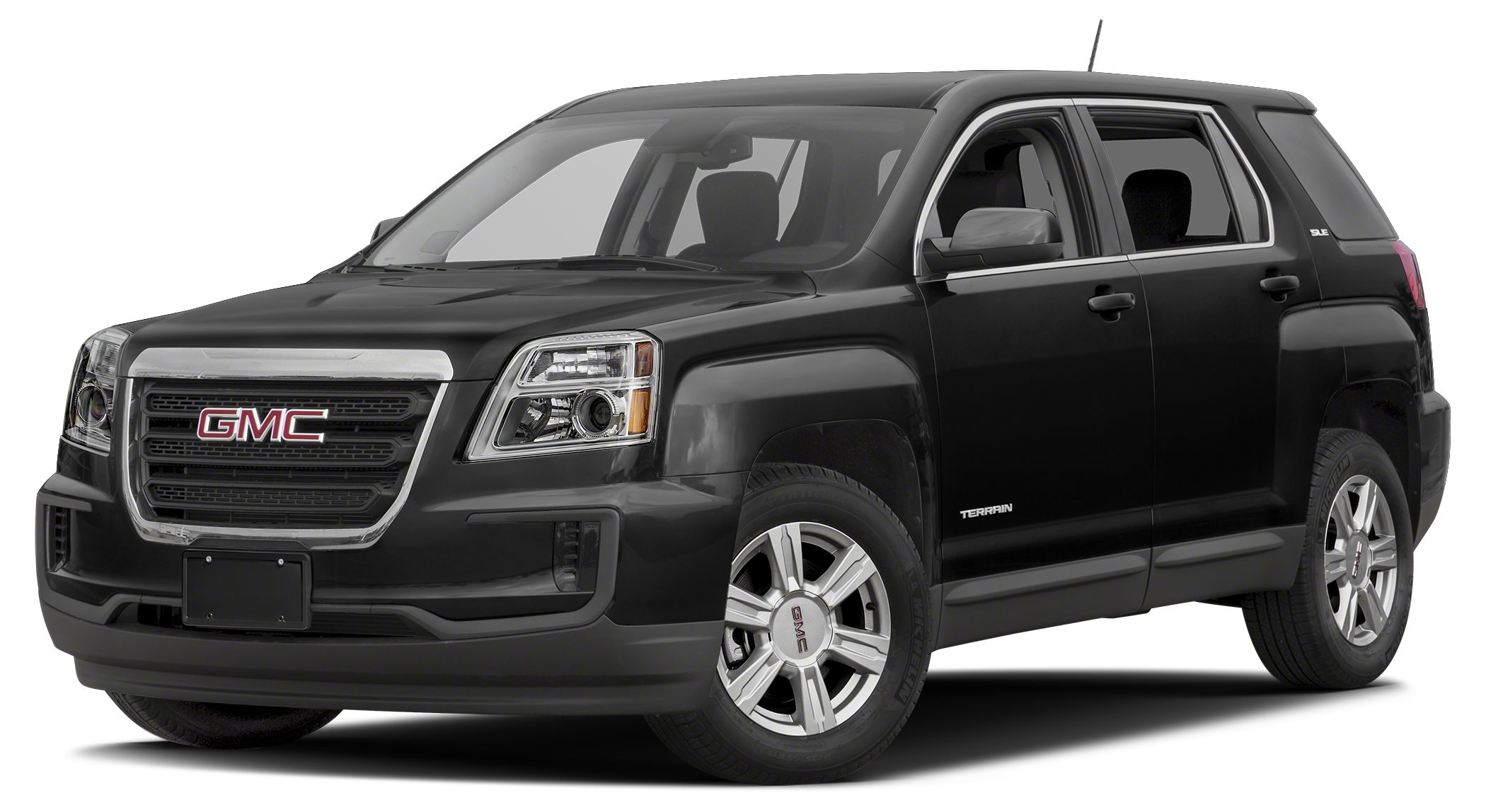 2016 GMC Terrain SLE-1 SLE trim Back-Up Camera Aluminum Wheels Satellite Radio Auxiliary Audio