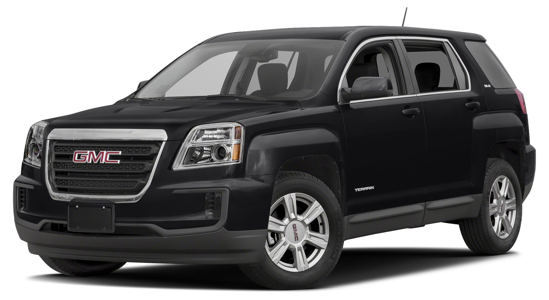 2016 GMC Terrain SLE-1 Back-Up Camera Onboard Communications System ENGINE 24L DOHC 4-CYLINDER