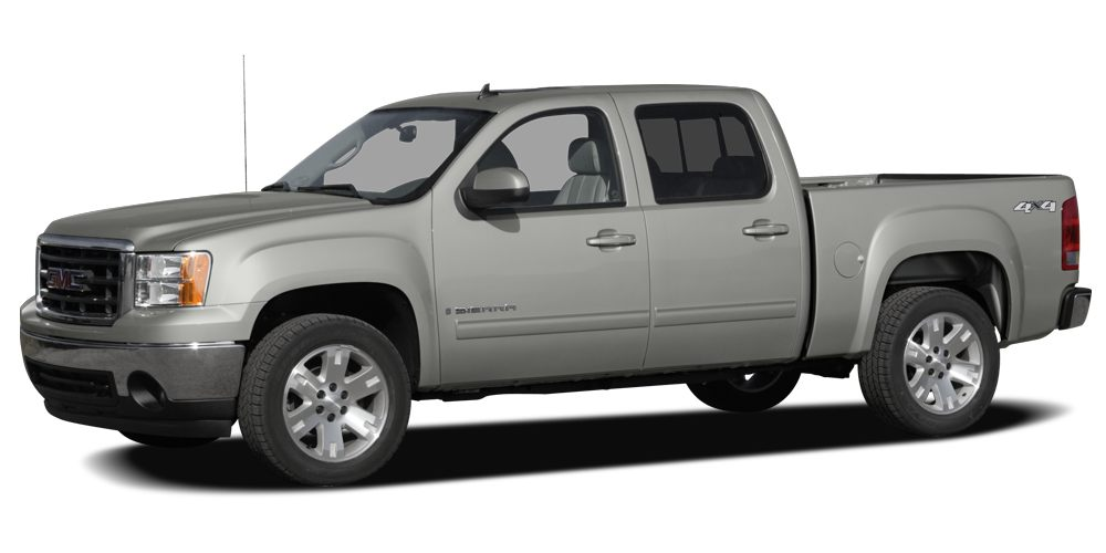 2007 GMC Sierra 1500  Gassss saverrrr 20 MPG Hwy 4 Wheel Drive This really is a great vehi