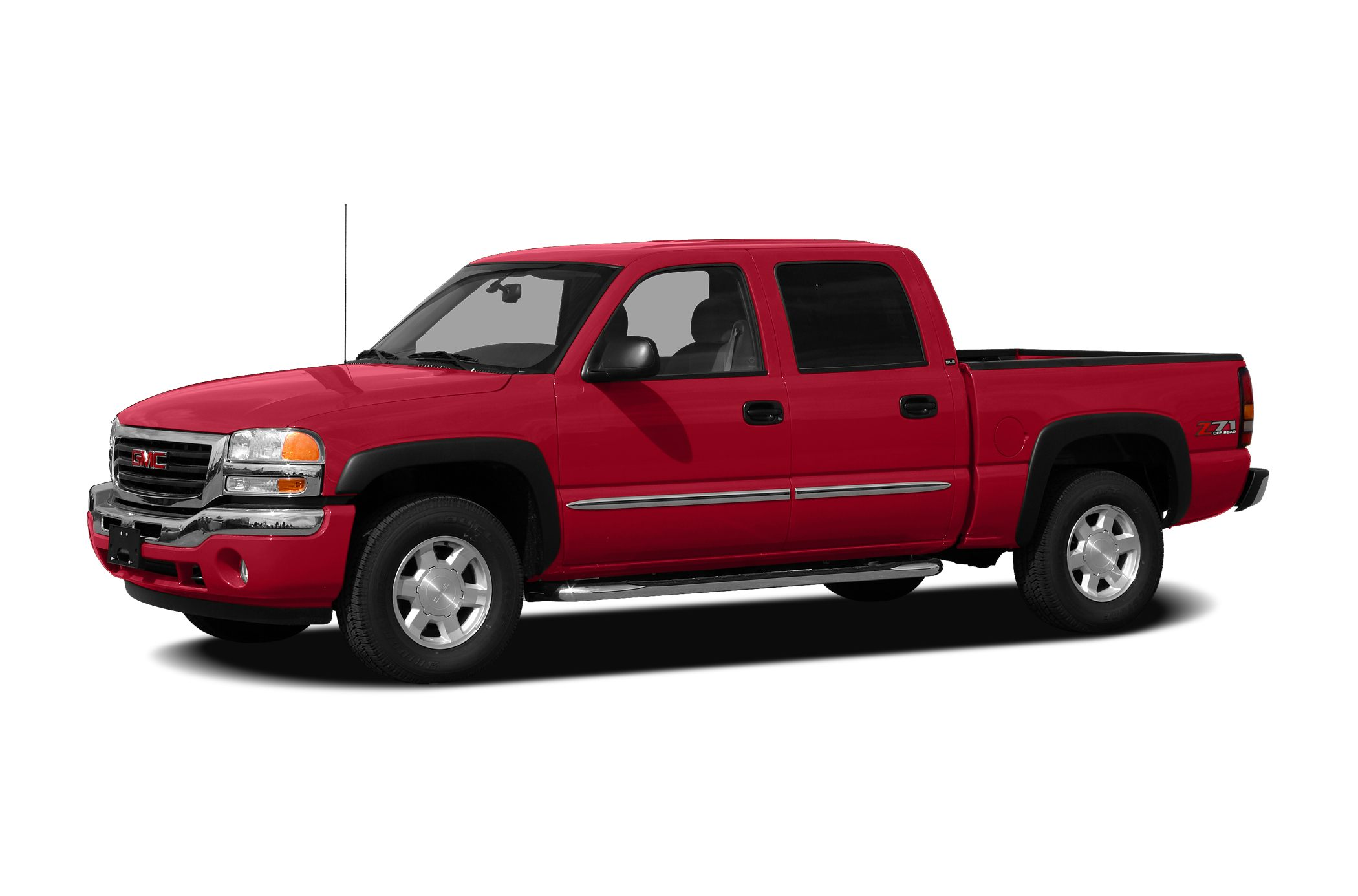 2007 GMC Sierra 1500 SLE EPA 21 MPG Hwy16 MPG City Excellent Condition STEERING WHEEL CONTROLS