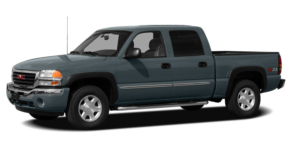 2007 GMC Sierra 1500 SL Classic SL trim Excellent Condition LOW MILES - 42154 FUEL EFFICIENT 2