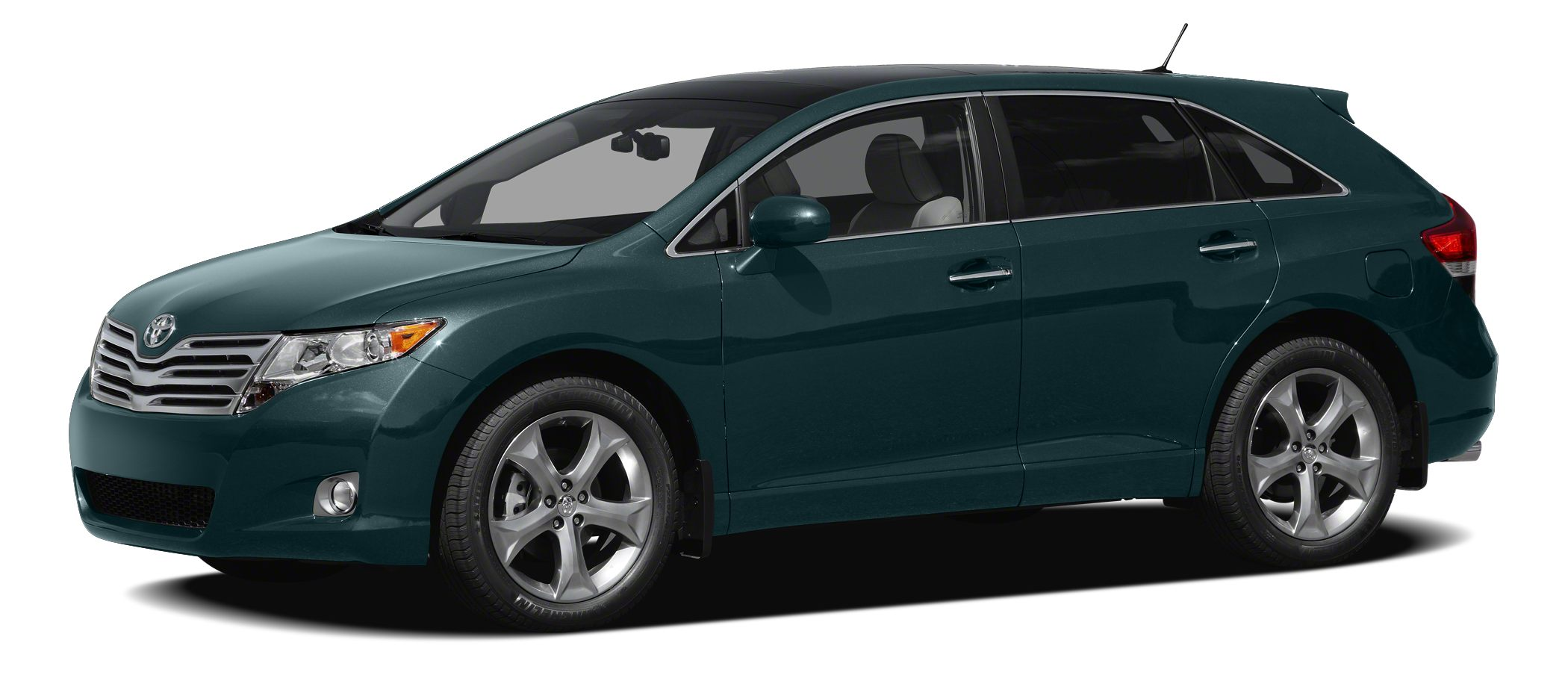 2012 Toyota Venza LE When was the last time you smiled as you turned the ignition key Feel it a
