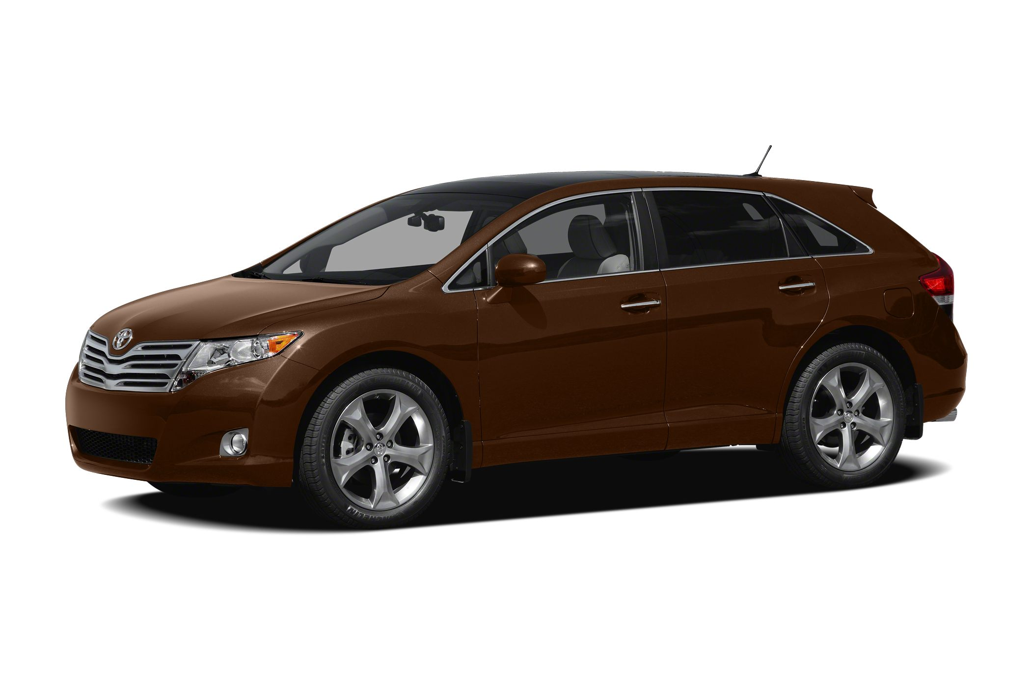 2012 Toyota Venza LE EPA 25 MPG Hwy20 MPG City 400 below Kelley Blue Book CARFAX 1-Owner LOW