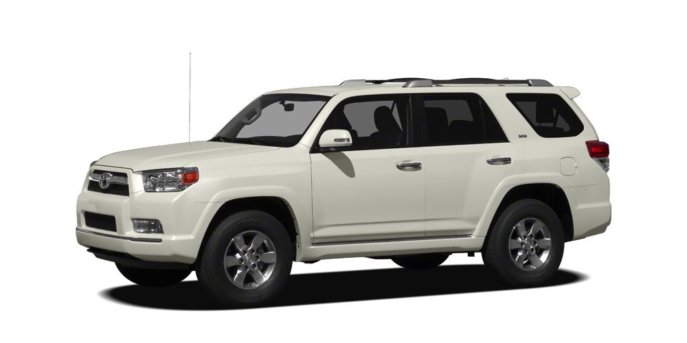 2012 Toyota 4Runner SR5 CARFAX 1-Owner LOW MILES - 37199 400 below Kelley Blue Book Sunroof