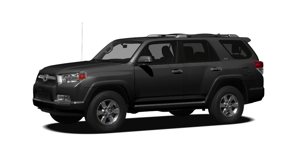 2012 Toyota 4Runner SR5 Stop clicking the mouse because this 2012 Toyota 4Runner is the SUV youve