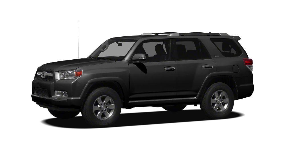2012 Toyota 4Runner SR5 Miles 44124Color Black Stock U3357 VIN JTEBU5JR7C5090774