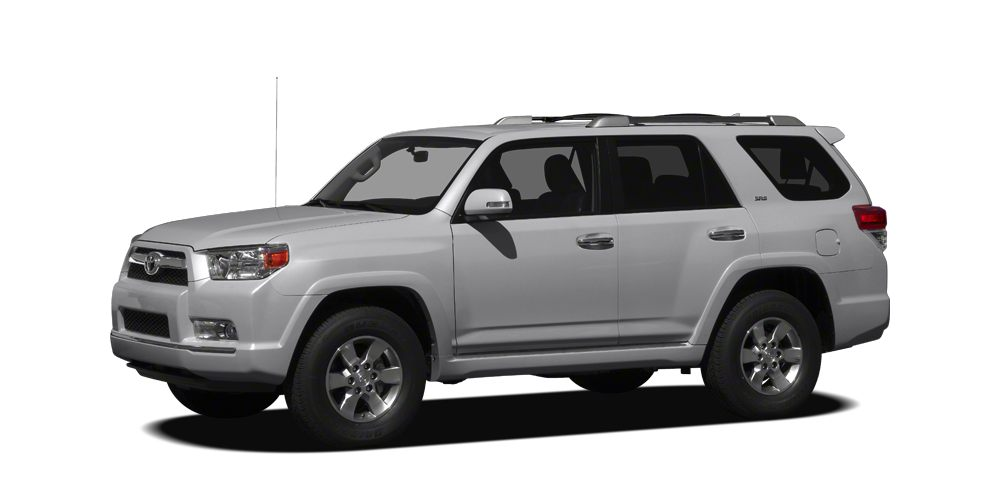 2012 Toyota 4Runner Trail Trail trim NAV Sunroof Alloy Wheels Rear Air 4x4 TRAIL EDITION PKG
