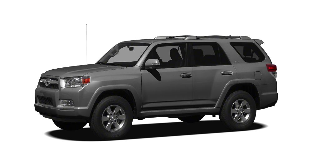 2012 Toyota 4Runner SR5 40L V6 SMPI DOHC 4WD 17 x 70 6-Spoke Alloy Wheels ABS brakes Compass