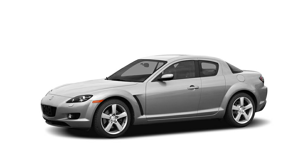 2006 Mazda RX-8 Base Miles 65443Color Sunlight Silver Metallic Stock K7150C VIN JM1FE1738602