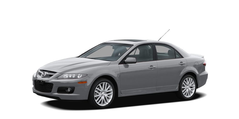 2006 Mazda MAZDASPEED6 Grand Touring  WHEN IT COMES TO EXCELLENCE IN USED CAR SALES YOU KNOW Y