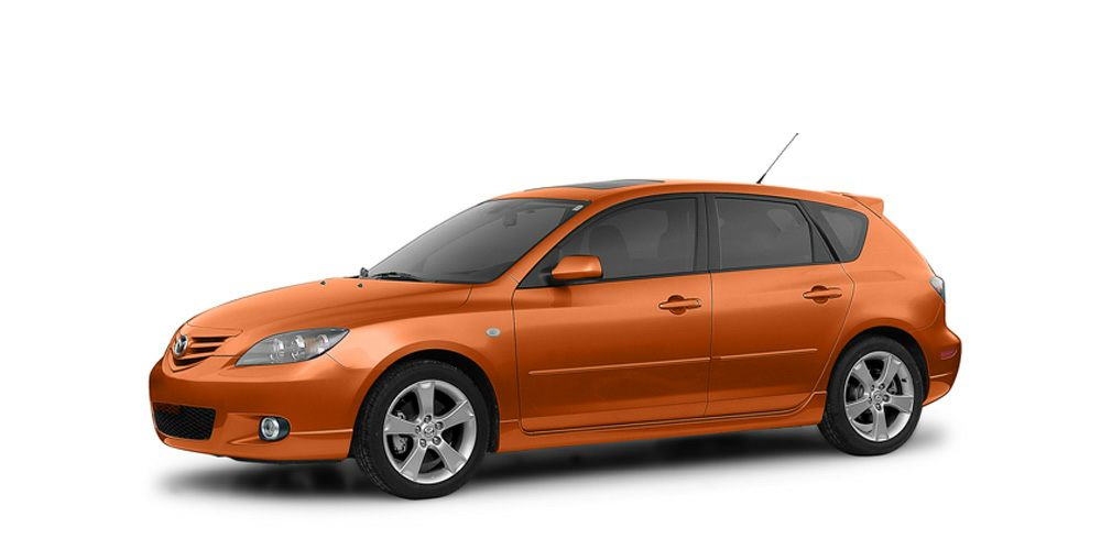 2006 Mazda MAZDA3 s Looking for a used car at an affordable price Come test drive this 2006 Mazda