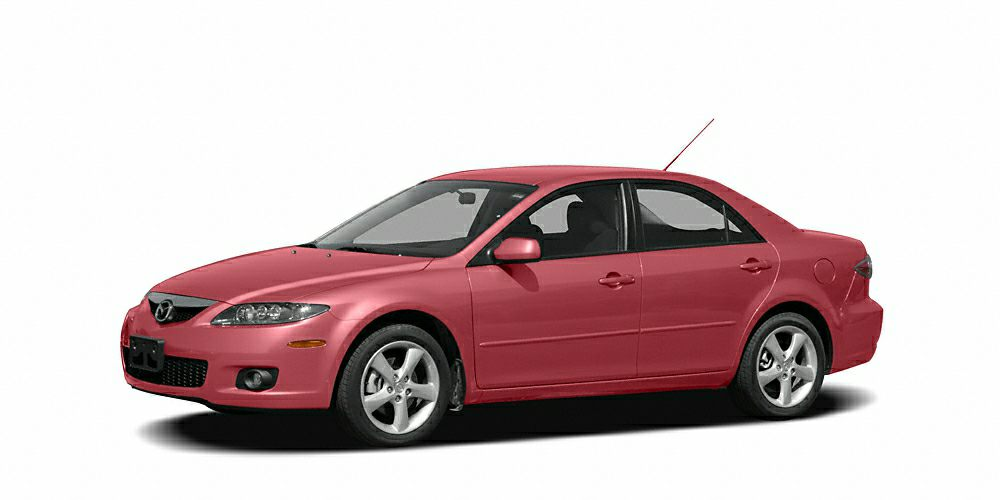 2006 Mazda MAZDA6 i Sport Red and Ready Route 44 Toyota Scion means business If you demand the be