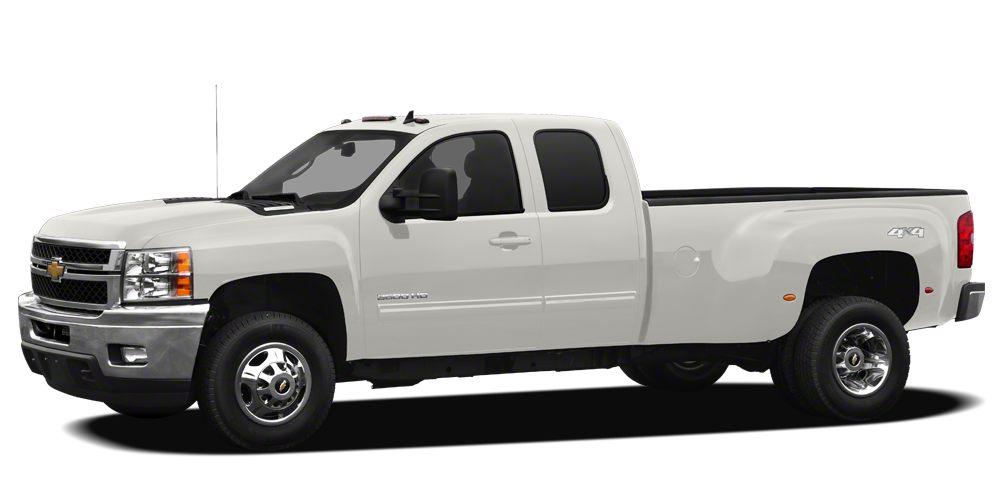2011 Chevrolet Silverado 3500HD  Miles 128419Color White Stock P367471 VIN 1GC5KZCG3BZ367471