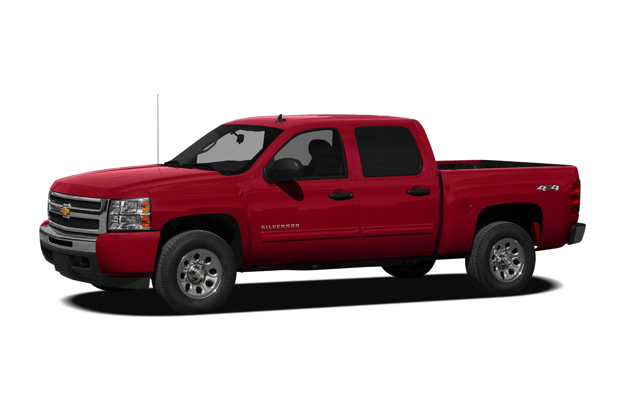 2011 Chevrolet Silverado 1500 LT Silverado 1500 LT and 4D Crew Cab Crew Cab Flex Fuel When was