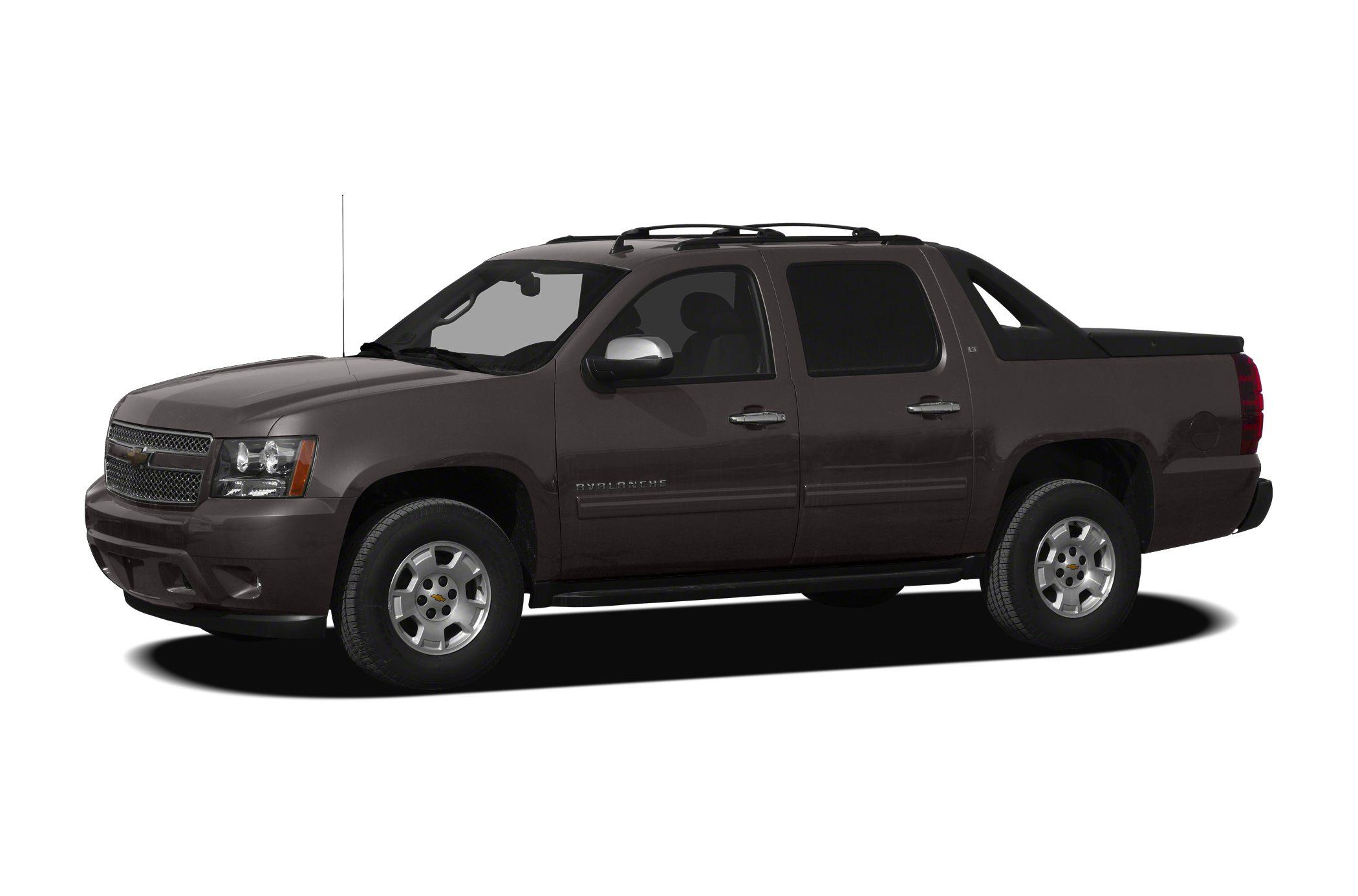 2011 Chevrolet Avalanche 1500 LS Miles 79786Color White Stock 3714XA VIN 3GNMCEE09BG233816