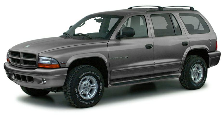 2000 Dodge Durango  This Durango is like the Energizer Bunny it just keeps going and going and go